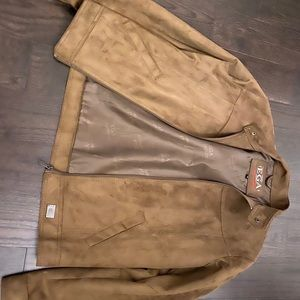 EGA Emporio suede jacket